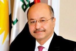 رئيس الجمهورية برهم صالح