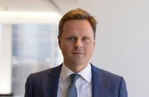 السفير البريطاني في العراق، ستيفن هايكي