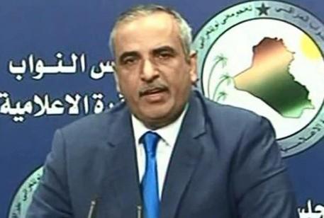النائب احمد الجبوري