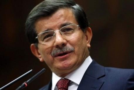 رئيس الوزراء التركي أحمد داوود أوغلوا