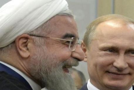بوتين ورفسنجاني