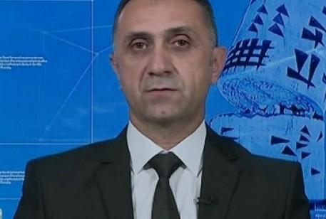 النائب عن الحزب الديمقراطي الكردستاني ديار برواري