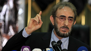 سعدون الدليمي وزير الدفاع السابق
