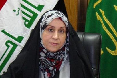 عضو اللجنة المالية النيابية ماجدة التميمي