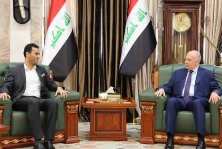 أسامة عبد العــزيز النجيفي رئيس تحالف القــرار العراقي
