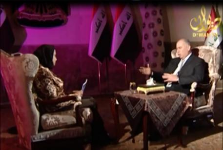 اسامة عبدالعزيز النجيفي مع قناة ديوان الفضائية
