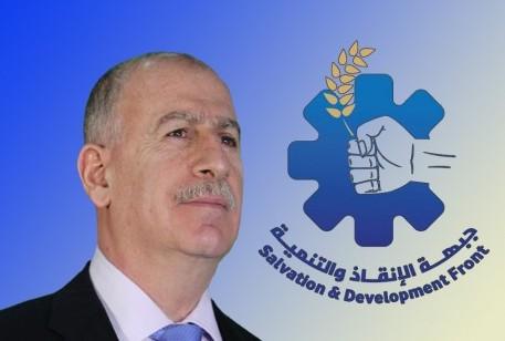 اسامة عبد العزيز النجيفي رئيس جبهة الإنقاذ والتنمية
