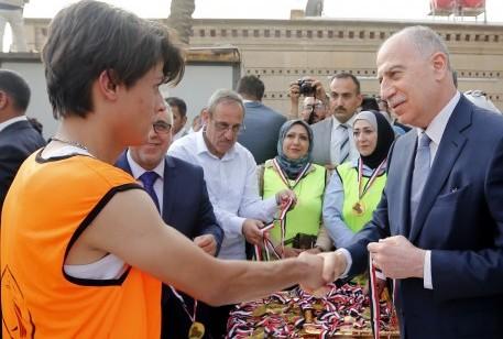 أسامة عبد العزيز النجيفي رئيس تحالف القرار العراقي