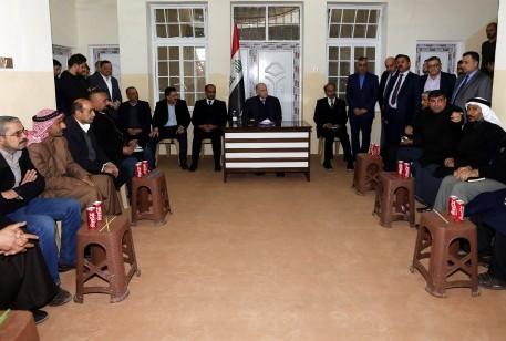 أسامة عبدالعزيز النجيفي نائب رئيس الجمهورية