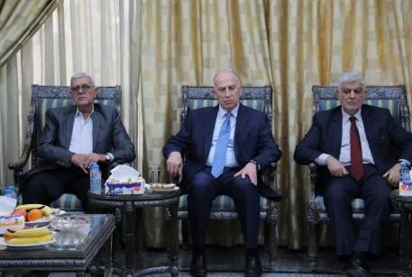 أسامة النجيفي الأمين العام لحزب للعراق متحدون