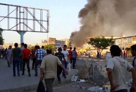 شهيد حصيلة احتجاجات العراق