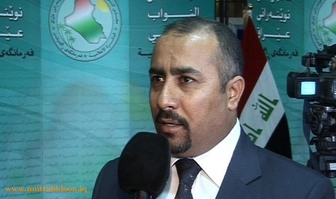 رئيس كتلة ائتلاف الوطنية النائب كاظم الشمري