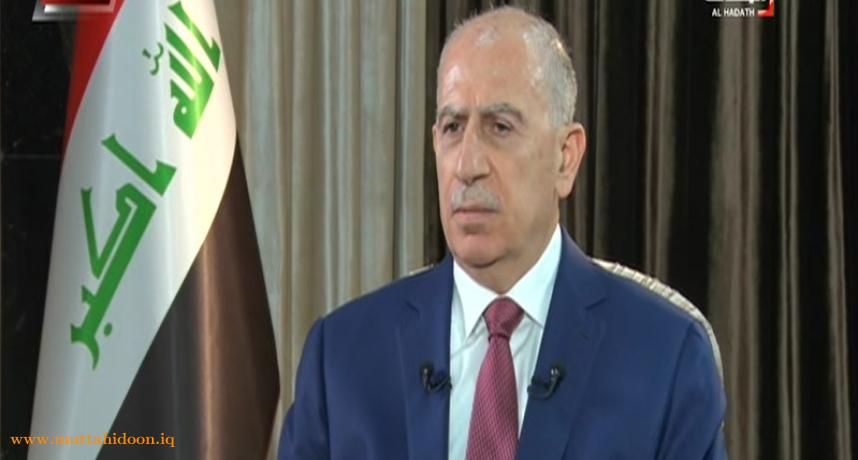 أسامة النجيفي رئيس تحالف القرار العراقي