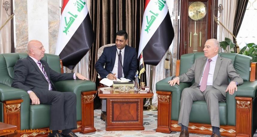 أسامة عبد العزيز النجيفي نائب رئيس الجمهورية