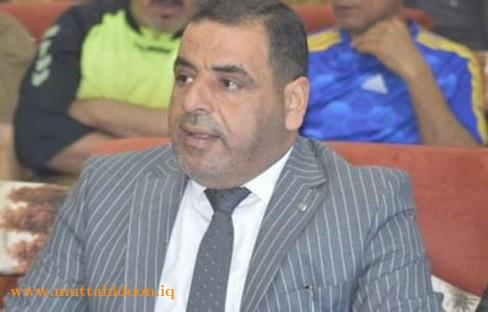 تحالف سائرون سلام الشمري
